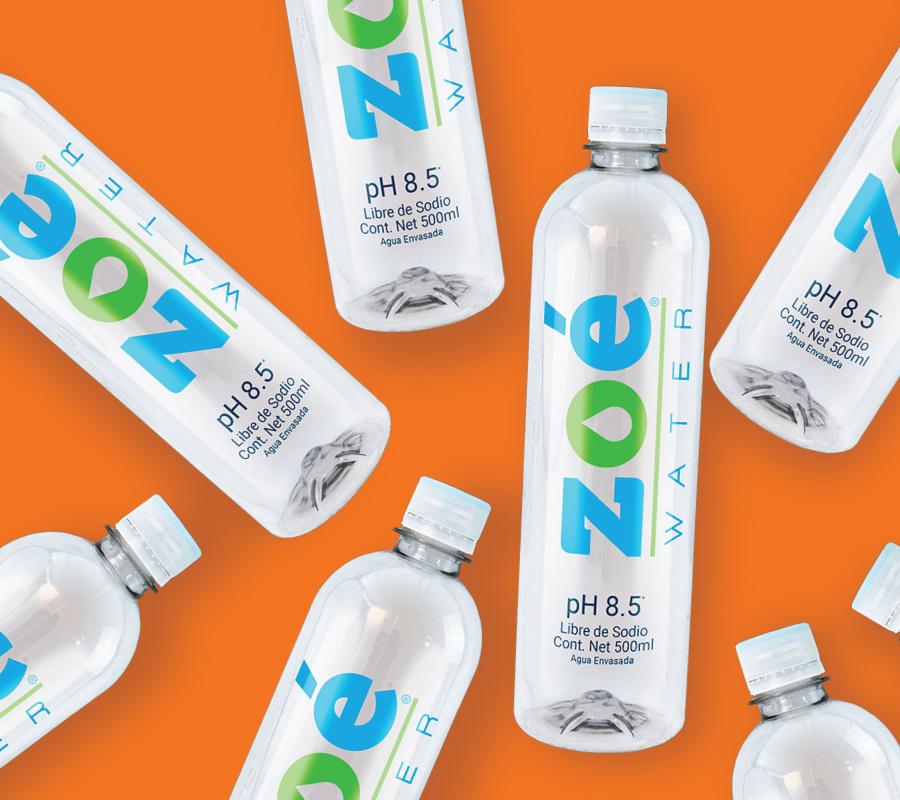 Zoé Water Clásica