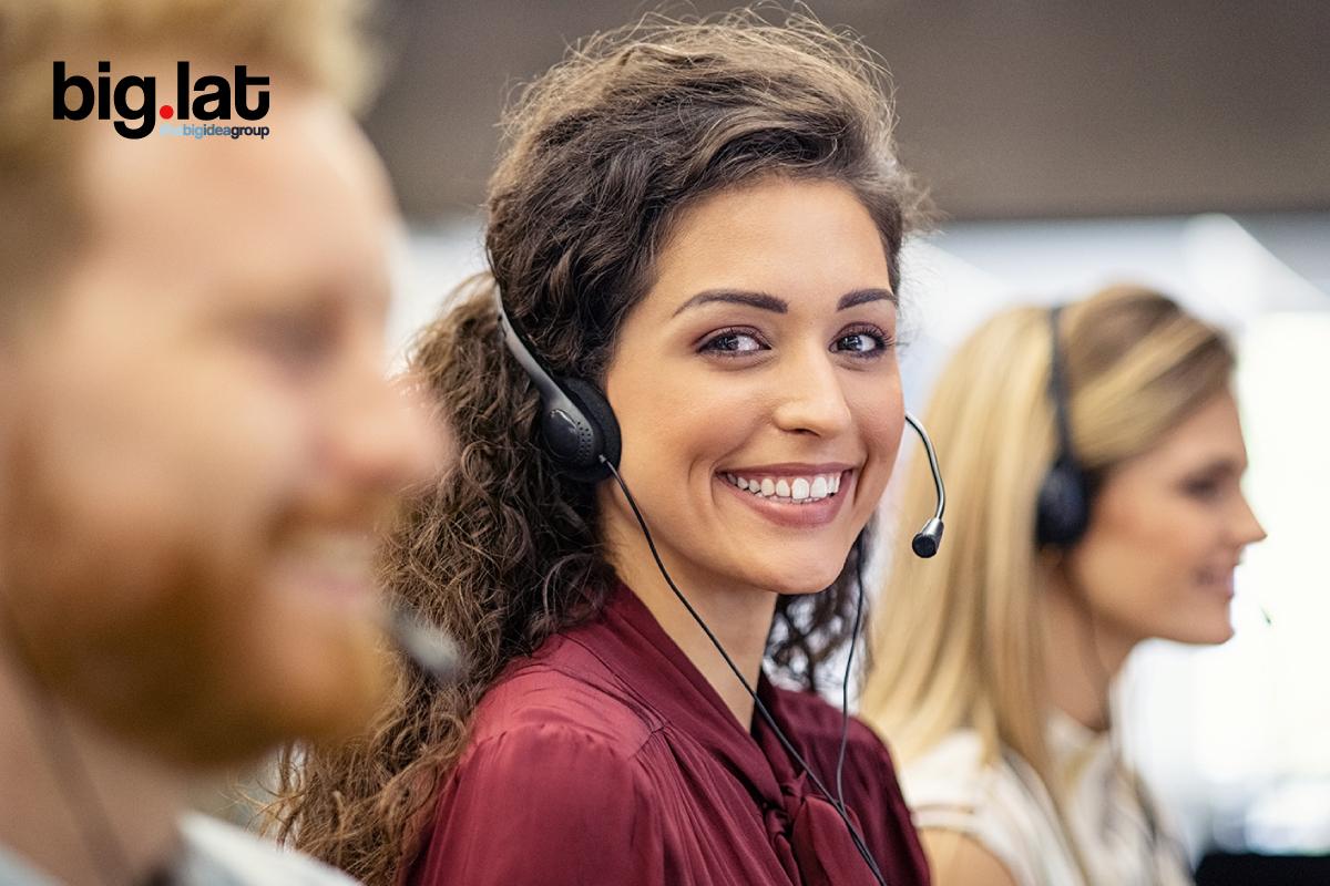 Por qué tomar un curso de ventas, relevancia: atención a clientes vía telefónica